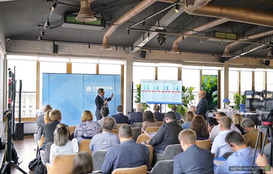 Corteva в Украине видит будущее в инновационных технологиях