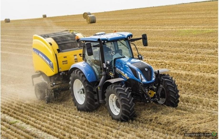 New Holland расширяет линейку тракторов T6