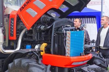 Отечественный производитель представил новую модель трактора