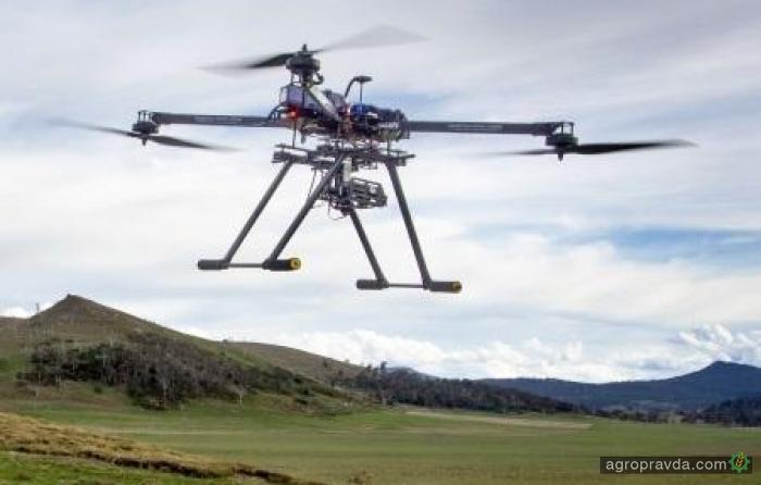 В США начнут готовить пилотов сельхоздронов