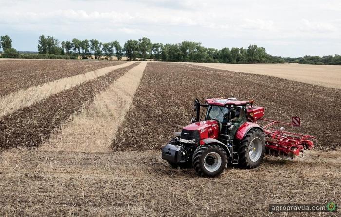 CASE IH подготовила обновления для тракторов Puma