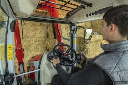 Massey Ferguson представил новую серию тракторов