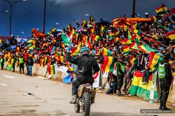 Какая мототехника победила на Дакаре 2017