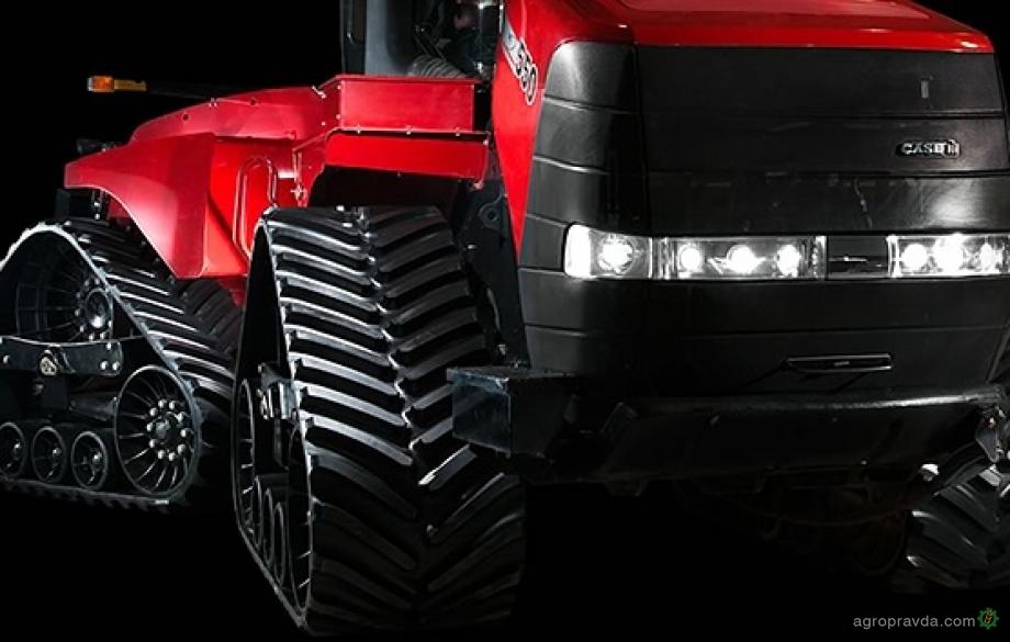 Скидка на гусеницы Continental для трактора CASE IH Quadtrac – 30%