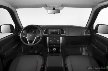 УАЗ Патриот Пикап экономит до 88 000 грн.