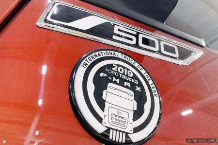 Ford Trucks представил аграриям новый тягач