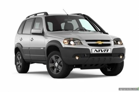 В Украине снижены цены на внедорожники Chevrolet Niva