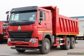 «АГСОЛКО Украина» стала официальным дистрибьютором грузовиков HOWO