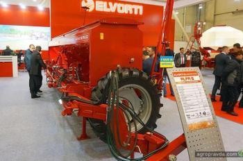Новинка от ELVORTI - зерновая сеялка для mini-till ALFA 6