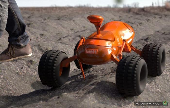 Автономные роботы-аграрии 3 года будут убирать пшеницу