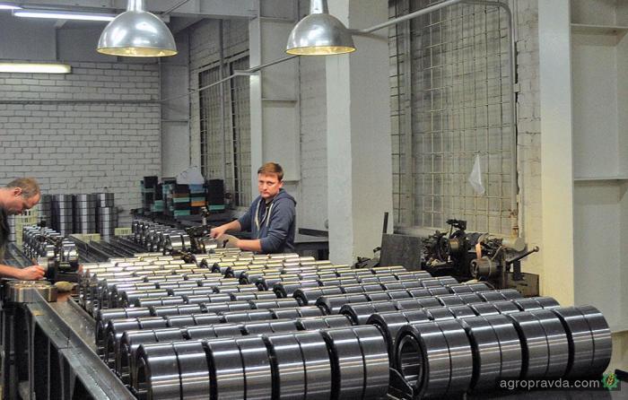Новинка от ХАРП: подшипники с высокотемпературными смазочными материалами