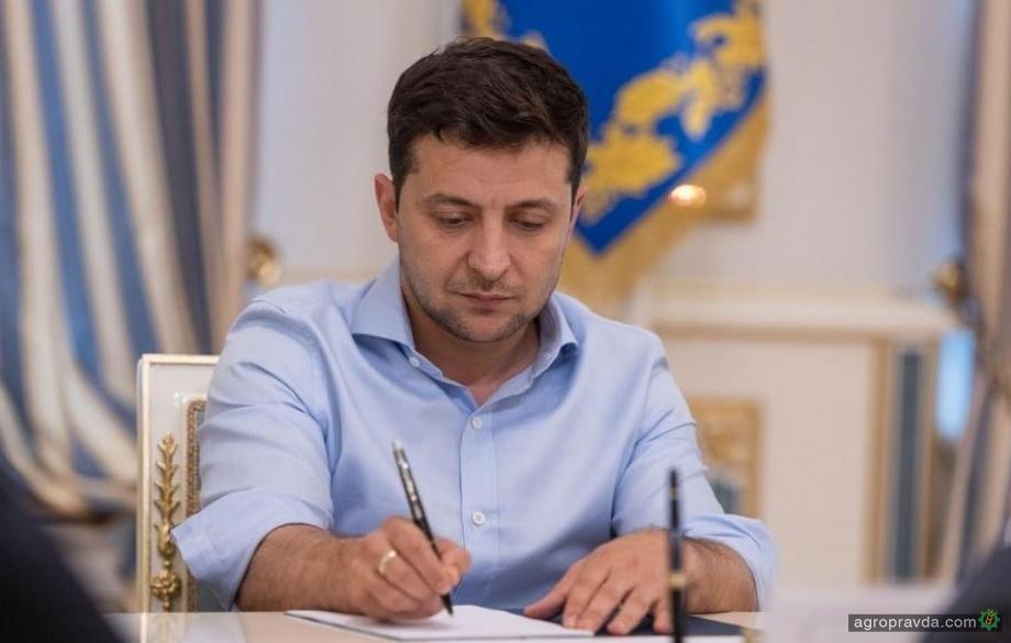 Зеленский пообещал фермерам доступные кредиты