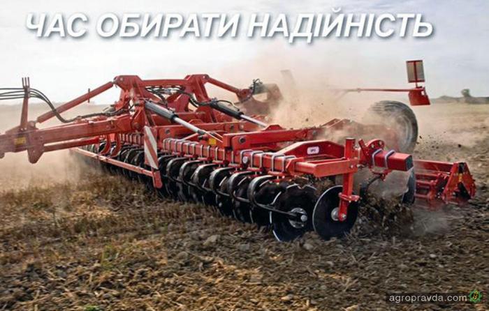 Maschio-Gaspardo завершает демо-тур техники в Украине
