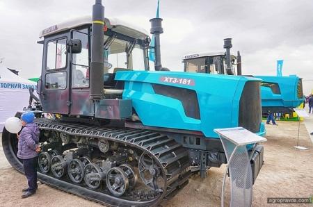 ХТЗ представил обновленные модели тракторов