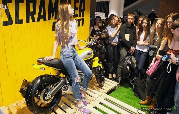 Ducati в 2015 году установила рекорд по продаже мотоциклов