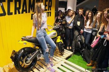 Какая мототехника пришла на рынок Украины в 2015 г.