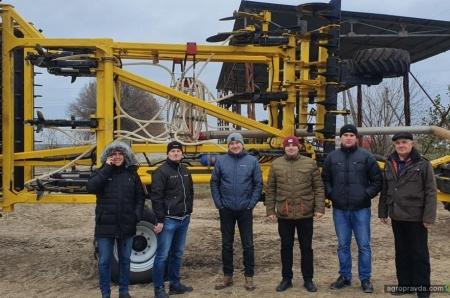 Україну відвідав власник європейського бренду сільгосптехніки