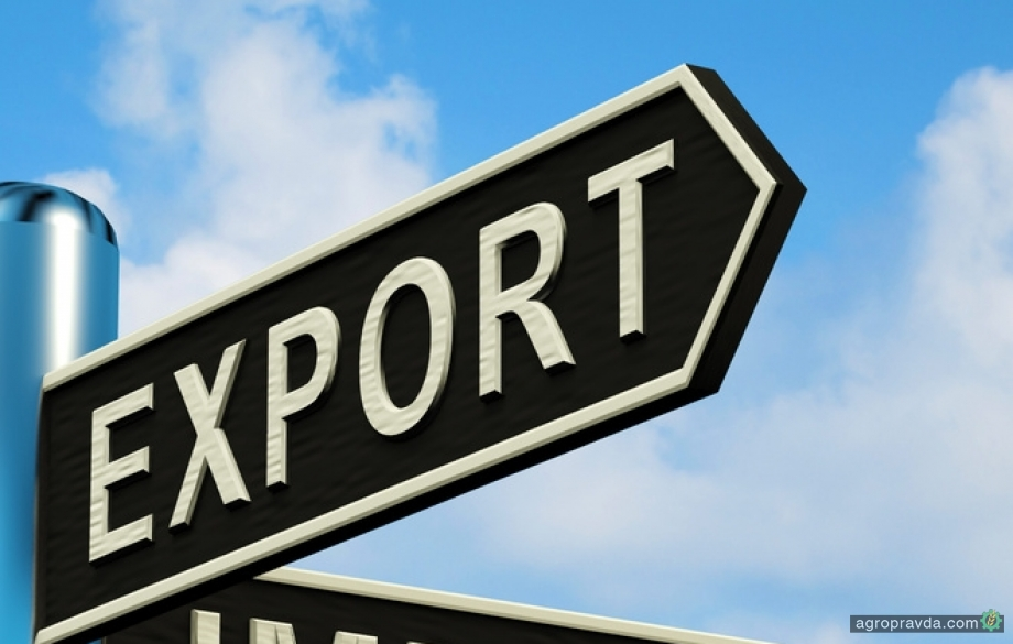 Места в ТОПе украинского экспорта заняли аграрии
