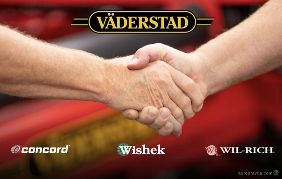 Väderstad викупив американську компанію AGCO-AMITY JV LLC