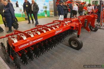 Самые яркие новинки отечественной техники на агровыставке в Киеве