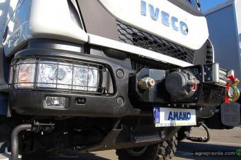 IVECO осваивает еще один сегмент в Украине