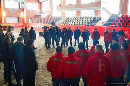 Стартовал Academy Vaderstad Forum-2019. Фото