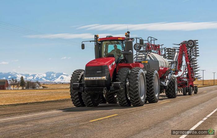 Тракторы Case IH Steiger установили новые рекорды