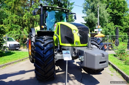 На ЗАЗе начнут выпускать зерновозы МАЗ