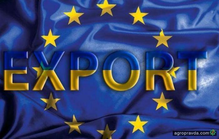 Товарооборот сельхозпродукции между Украиной и ЕС увеличился до $6 млрд