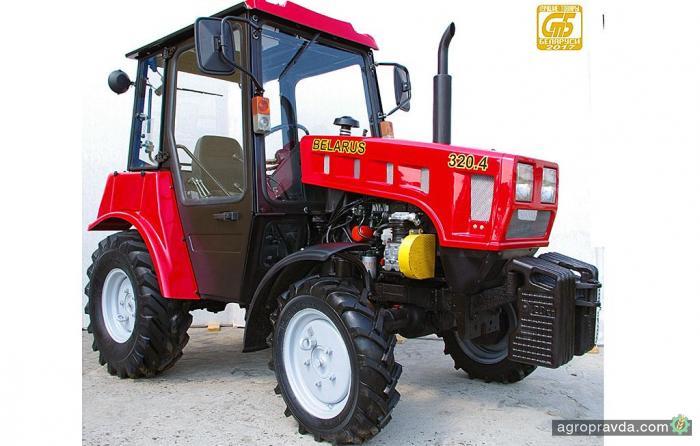 Лучшим беларусским товаром признан трактор «Беларус-320.4»