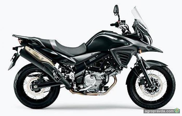 В Украине снижены цены на модели мотоциклов Suzuki