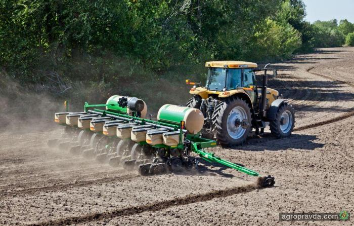 Аграрии Сумщины на 96% завершили посевную