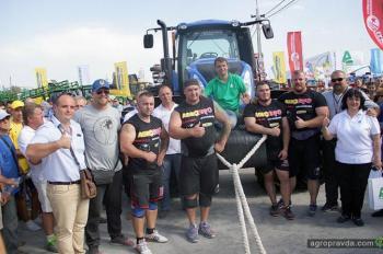 На AgroExpo установили рекорд Украины