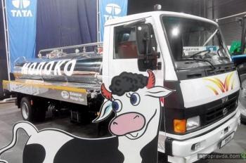 В рамках Молочного конгресса представили продукцию на базе ТАТА