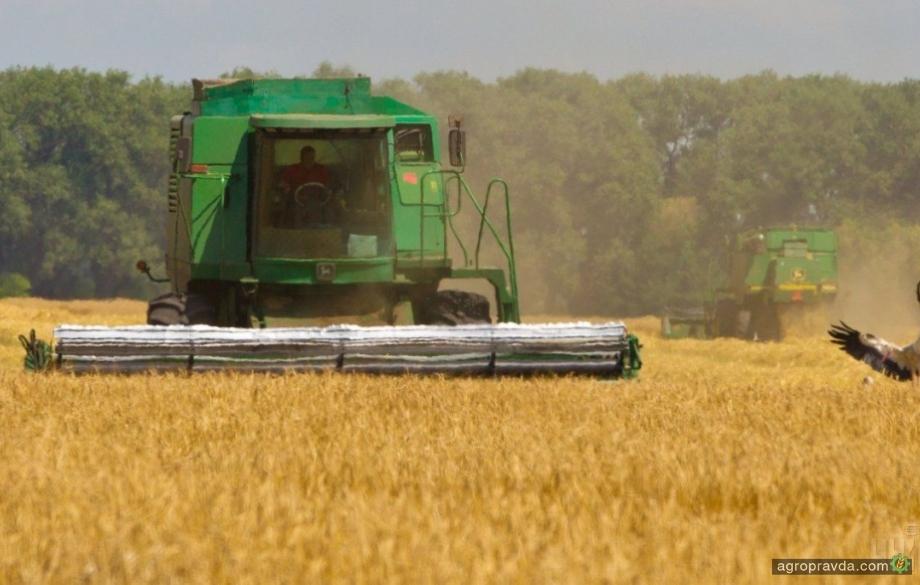 Аграрии намолотили рекордные объемы зерна
