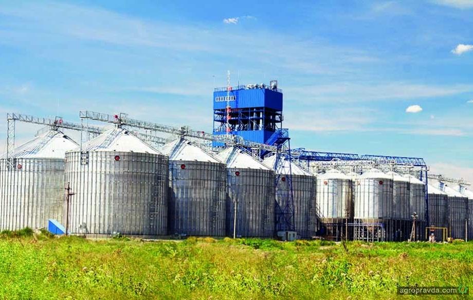 На Полтавщине начал работу элеватор объемом 120 тыс. тонн