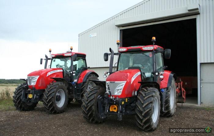 Тракторы McCormick оснастили вариатором