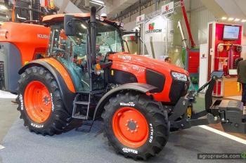 Трактора с выставки Agritechnica-2017. Фото