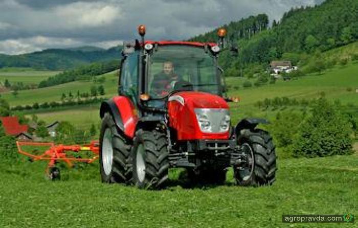 McCormick представит обновленную линейку тракторов Х4