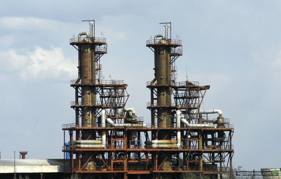 Северодонецкий «Азот» модернизировали за 100 млн.