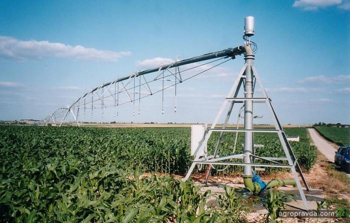 HarvEast запустил в Донецкой области современную оросительную систему