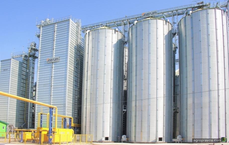 «Эпицентр Агро» построил элеваторный хаб мощностью 105 тыс тонн