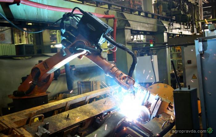 На производстве КамАЗов будут работать роботы