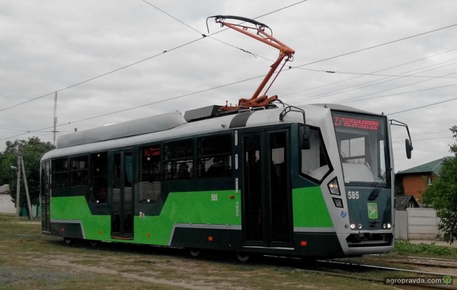 На ХТЗ будут производить трамваи