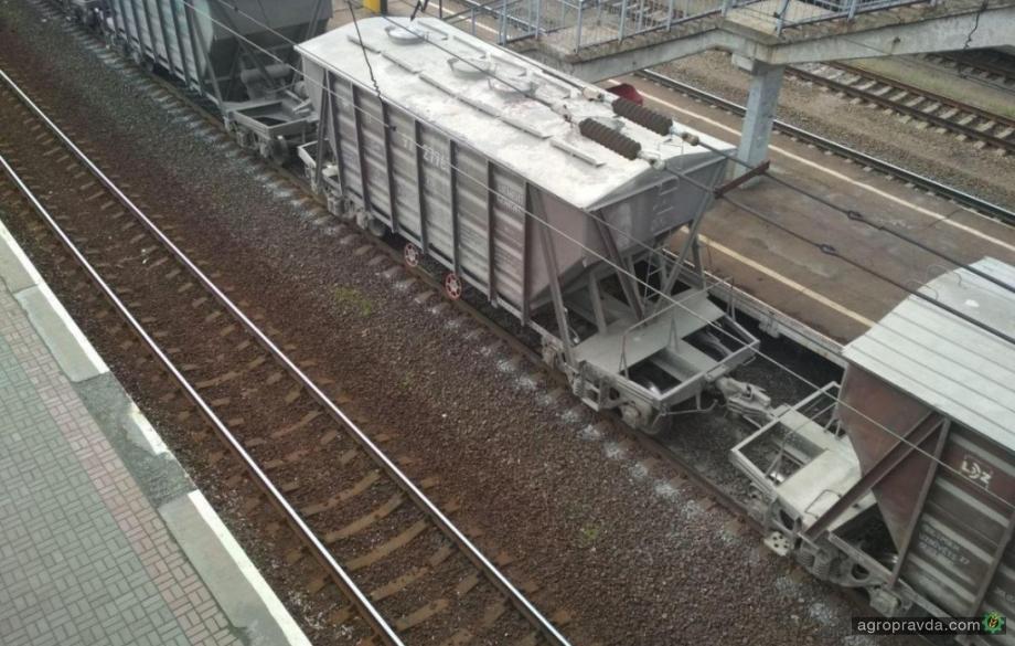 Назревает катастрофа с железнодорожными перевозками зерновых