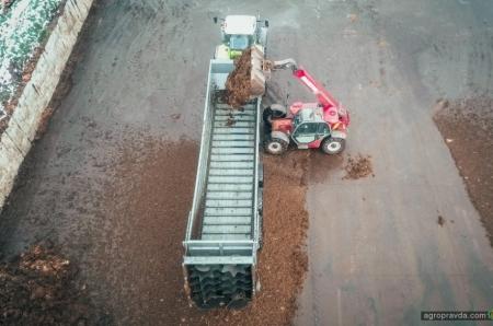 Агроприцеп нового украинского производителя завершил испытания
