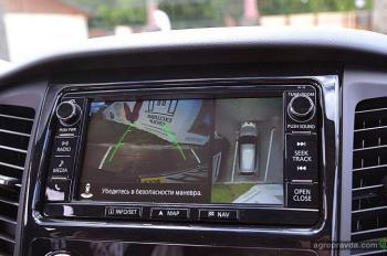 В Украине представили Mitsubishi Pajero Sport третьего поколения
