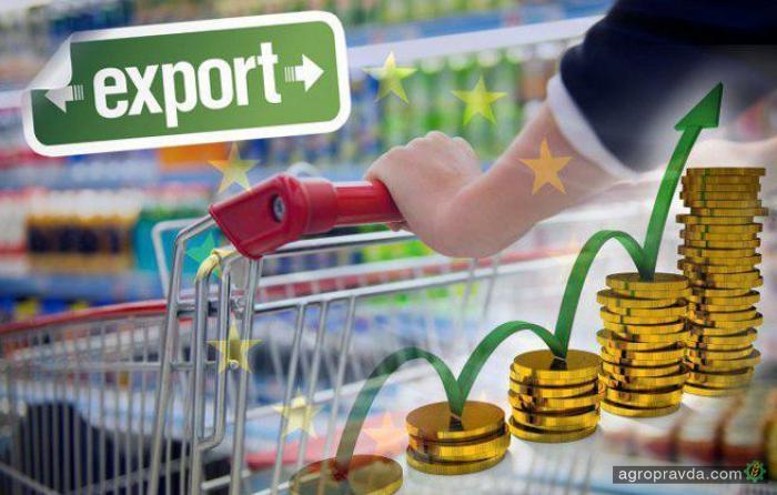 Украинский агроэкспорт достиг $6 млрд.