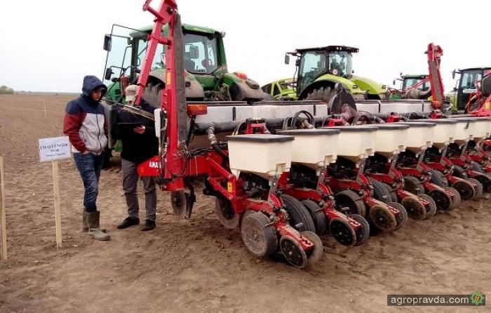 AGCO приобрела подразделение Monsanto