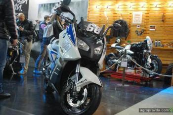 В Украине представили новинки мототехники 2015 года